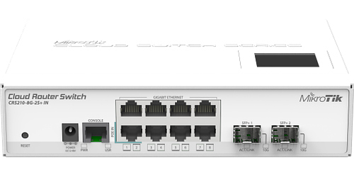 Wide image for CRS210-8G-2S+IN