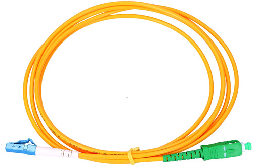 Wide image for Patchcord optic SM LC/UPC-SC/APC SIM ⌀3mm 2m