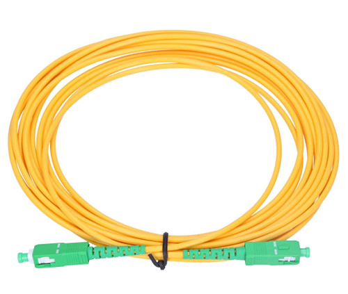 Wide image for Patchcord optic SM SC/APC-SC/APC SIM Ø3mm 5m