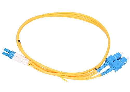 Wide image for Patchcord optic SM SC/UPC-LC/UPC DUP Ø3mm 1m
