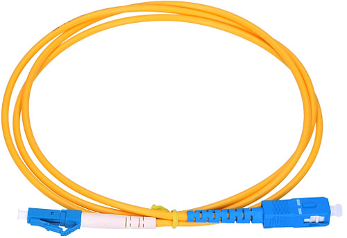 Wide image for Patchcord optic SM SC/UPC-LC/UPC SIM ⌀3mm 1m