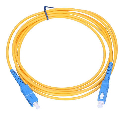 Wide image for Patchcord optic SM SC/UPC-SC/UPC SIM Ø3mm 1m
