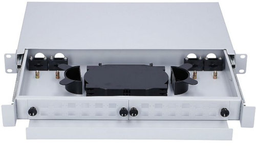Wide image for Patchpanel optic 24 fibre, alb