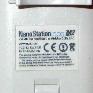 Medium image for NanoStation Loco M2 Airmax